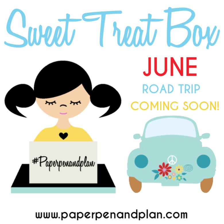SWEET TREAT BOX JUNE COMING SOON
