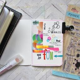 inspiration journal inside