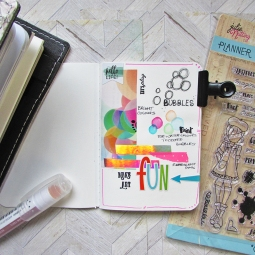 inspiration journal inside
