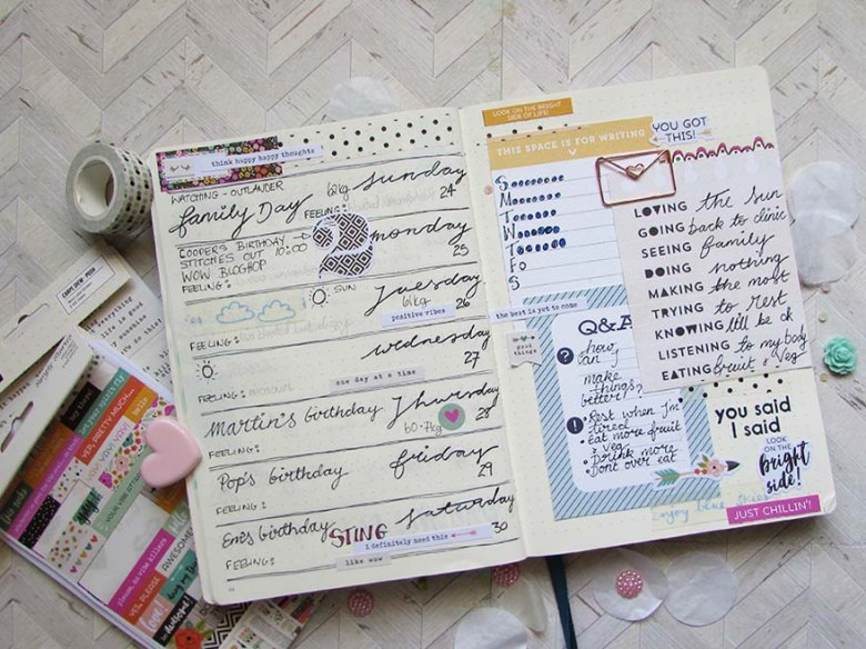 June pages